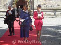 Princess Margaretha and Archduchess Marie-Astrid