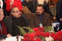 Sheikh Salman bin Khalifa Al Khalifa (left)