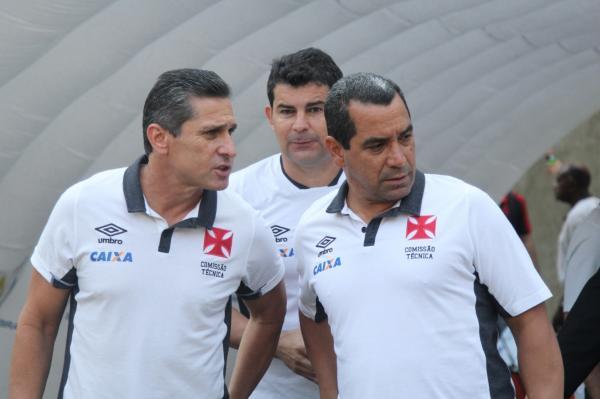 Dupla tetracampeã mundial durante clássico contra o Flamengo