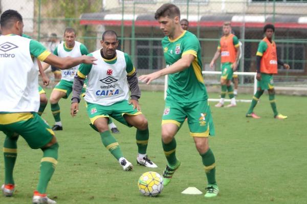 Fellype Gabriel pouco foi aproveitado pelo Vasco nesta temporada 2016