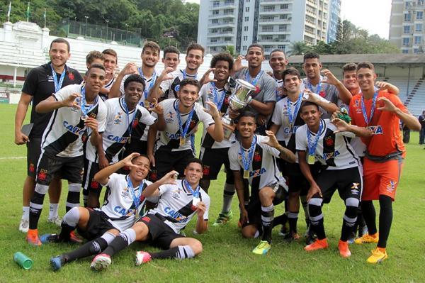 Equipe vascaína conquistou a Taça Guanabara