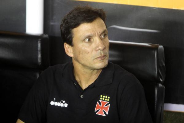 Zé Ricardo está no Vasco desde a metade de 2017