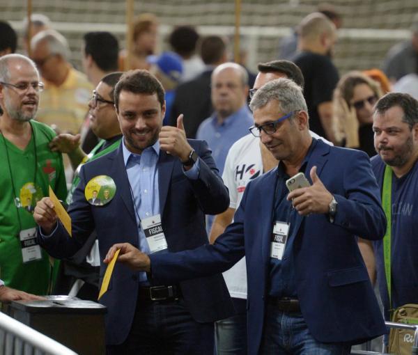 Julio Brant e Alexandre Campello eram aliados, viraram desafetos e agora se reaproximam