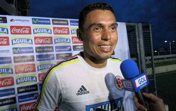 Daniel Bocanegra, lateral do Atlético Nacional e da Colômbia