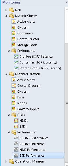 SCOM11 Nutanix SCOM Management Pack