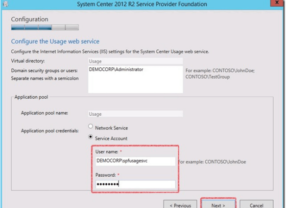 spf10 Service Provider Foundation