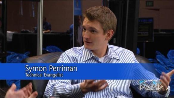 Symon Perriman
