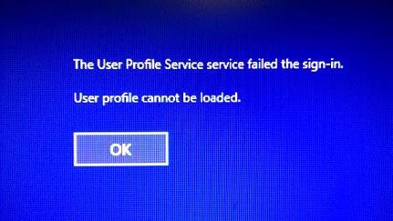 Windows User Profiles