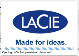 lacie-setup-wait
