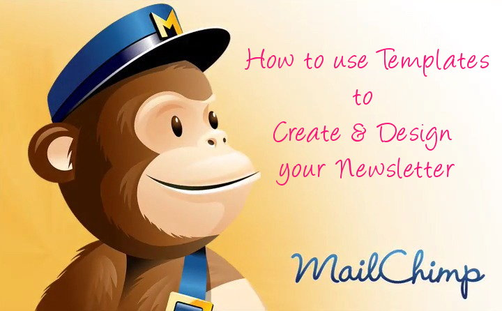 MailChimp Template Layout for Newsletter