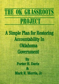 Ok Grassroots Project Book Cover