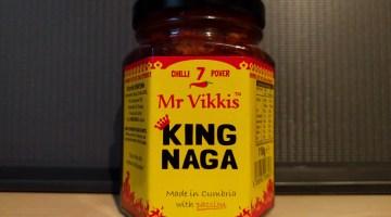 All Hail the King – Mr Vikkis King Naga