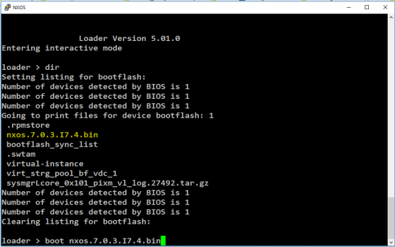 How To Add Cisco Nexus 9k Switch in Eve-ng - NetworkHunt