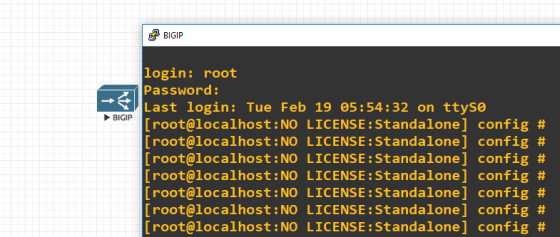 How to add F5 BIGIP Load Balancer to Eve-ng - NetworkHunt