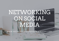 NTFB Blog Posts - networking on social media