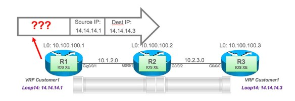 Troubleshooting Basic MPLS L3VPN - Part 2 - MPLS : Networking with FISH