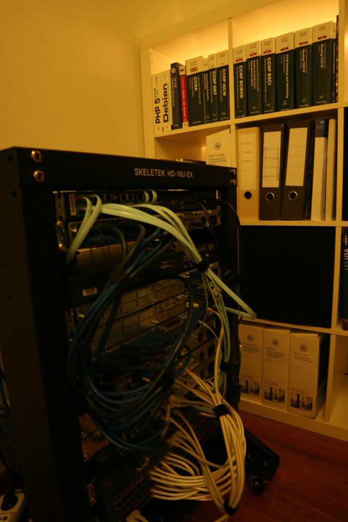 CCIE Home Lab