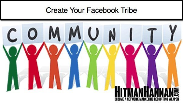 The Facebook Tribe Network Marketing Training
