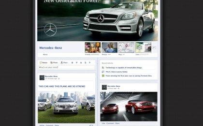 facebook timeline for business pages