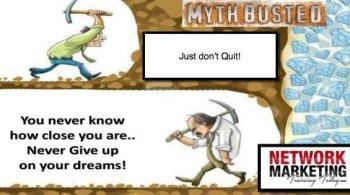 Network Marketing Myth