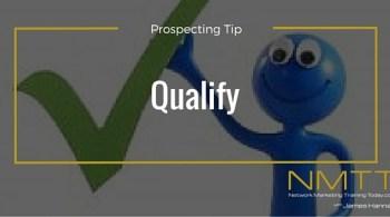 network marketing tip