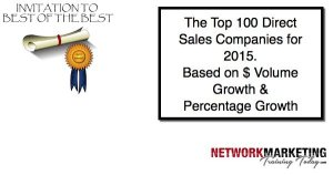 direct selling companies