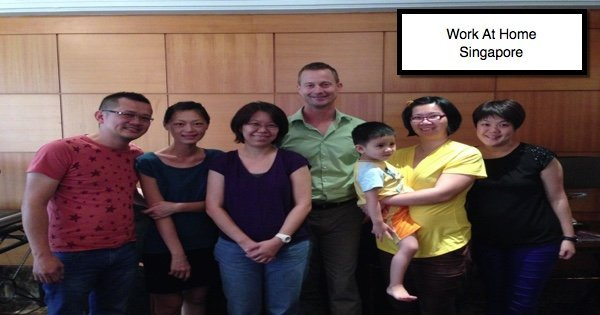 Work from Home Singapore Meeting Was a Success