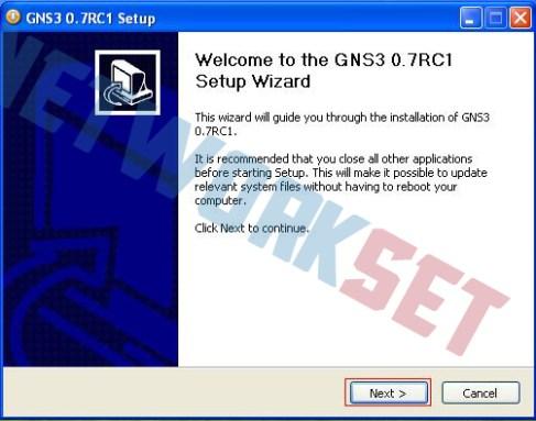 شرح GNS3 لمحاكاة أجهزة سيسكو بالتفصيل   مدونة NetworkSet