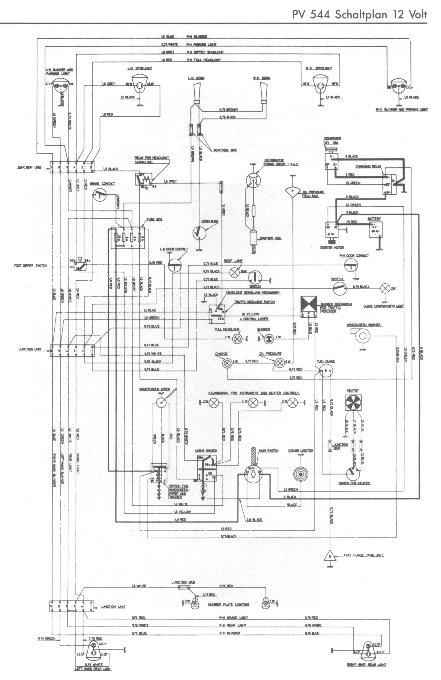 208 V 240 Wiring Diagram