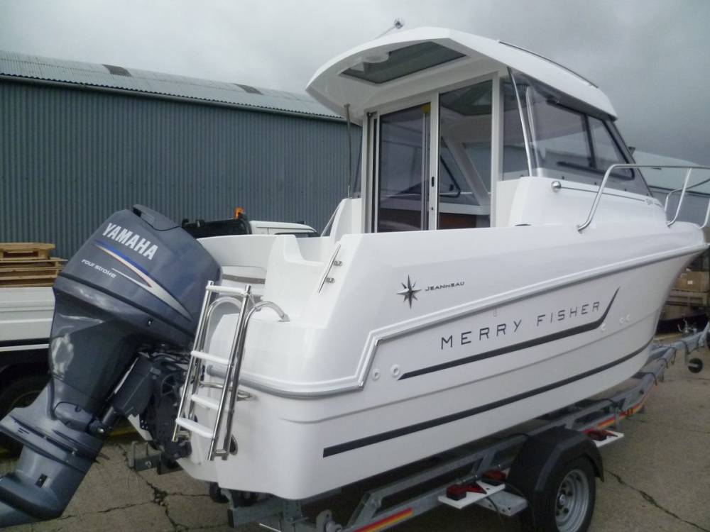 Jeanneau Merry Fishers Beneteau Antares Many Fishers In