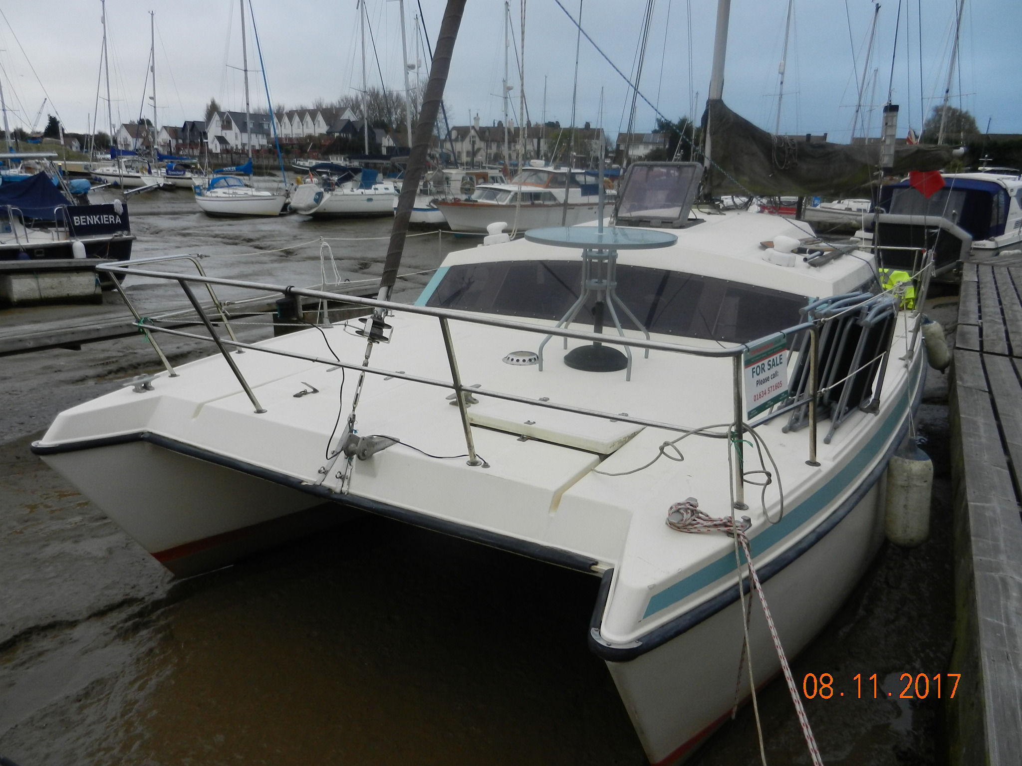 1982 Prout Sirocco 26 With Taller Rig For Sale Kent NOW SOLD Network Yacht Brokers