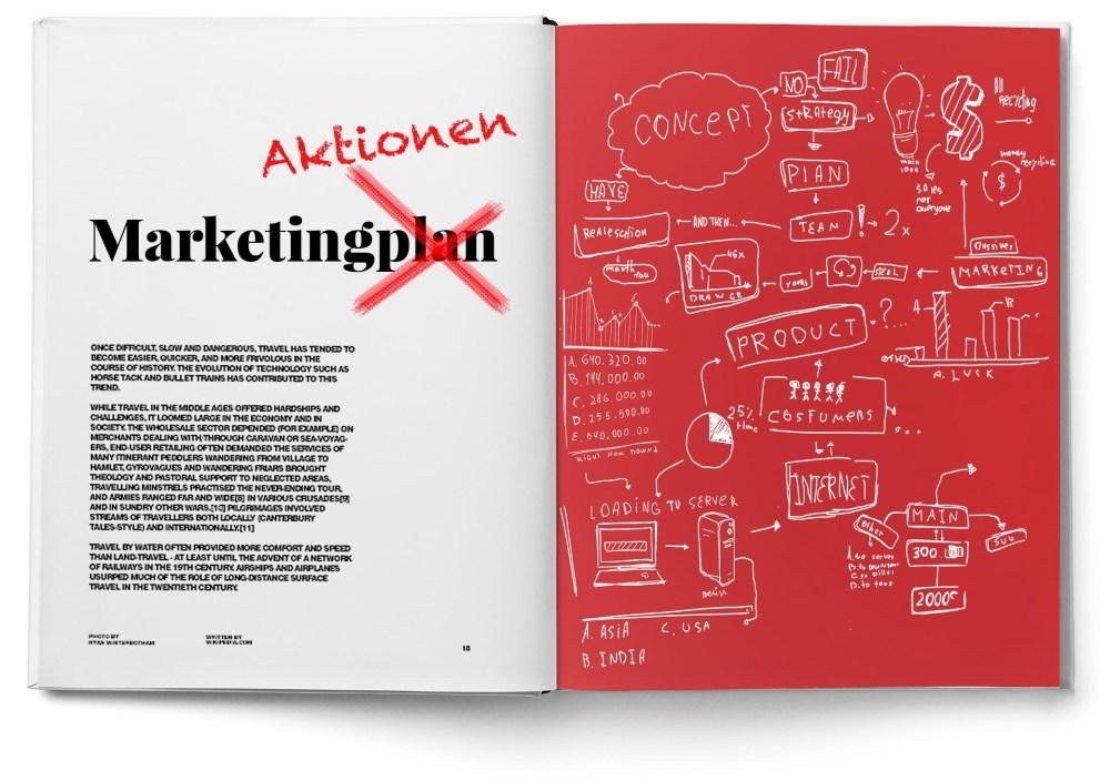 Online Marketingplan, Internetagentur St. Gallen