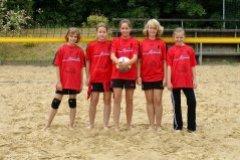 Kids Beach Cup 2008 des VFC Netzinos e.V.