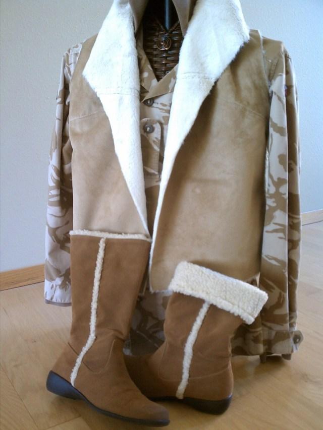 military fashion
