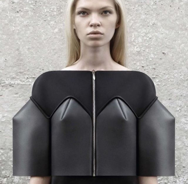 Innovative Fashion Design. But not that wearable