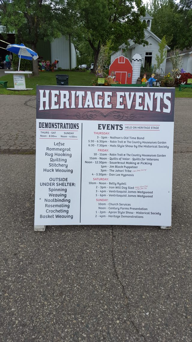 Heritage Event