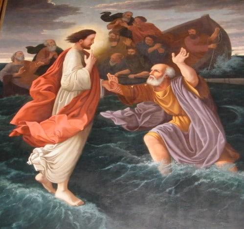 jesus-marchant-sur-leau-eglise-saint-trojan-_-oleron