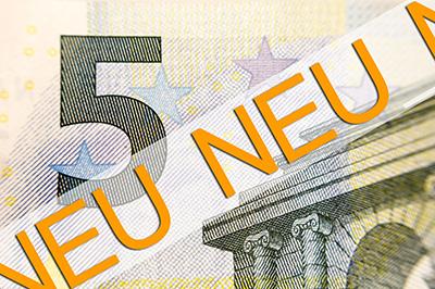 5-Euro Schein