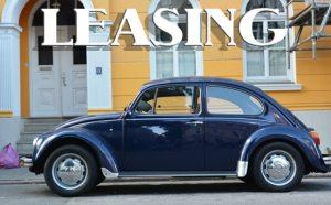 Wie funktioniert Leasing?