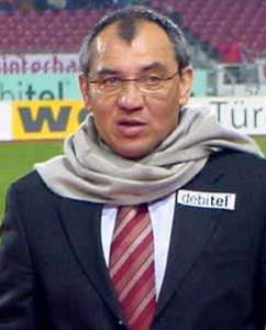 "Wider ""daheim"": Felix Magath"