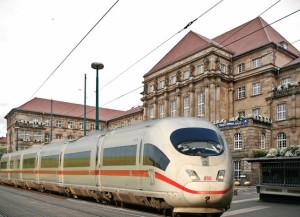 Kassel: Königsstraße noch attraktiver durch ICE-Anschluss