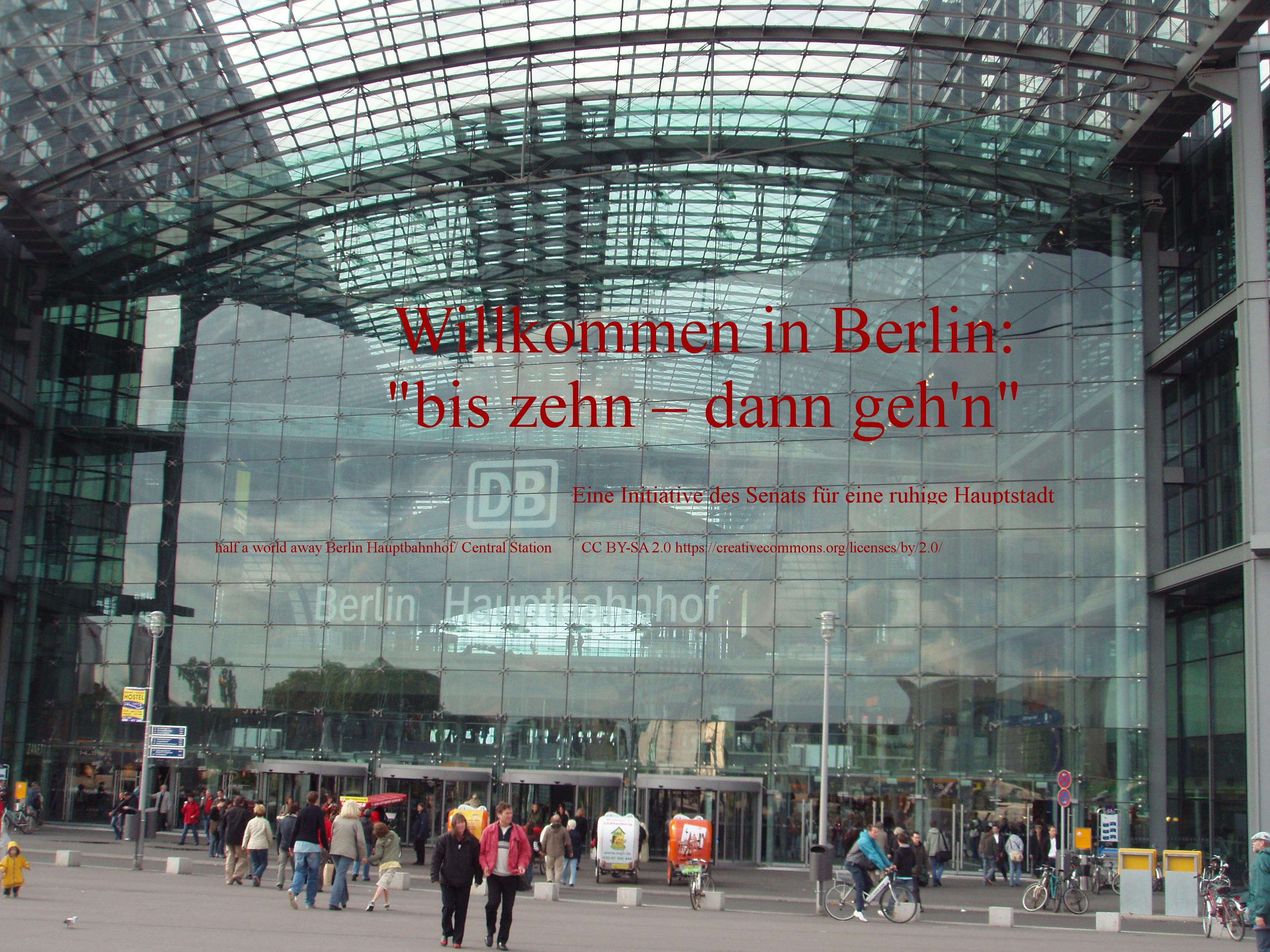 Berlin führt Sperrstunde ein: Um 22.00 ist künftig Schluss mit lustig