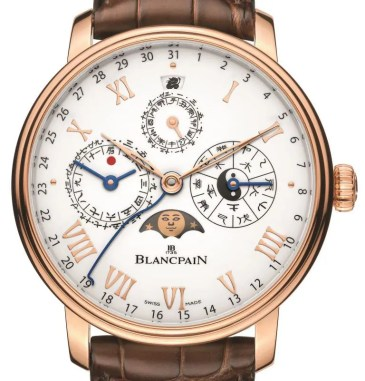 "Blancpain ""Calendrier Chinois Traditionel"""