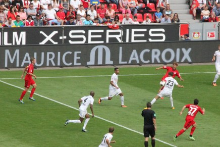 Maurice Lacroix Bayer 04 Leverkusen