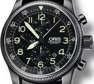 Der neue Oris Big Crown Timer Chronograph