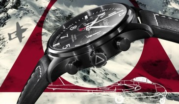 Alpina Startimer Pilot Black Star Automatic Chronograph