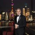 George Clooney joins OMEGA in Shanghai_1