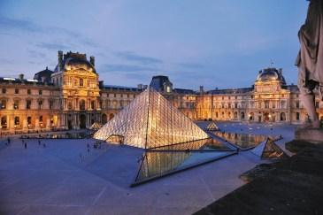Breguet Mäzen von Museumssälen im Louvre