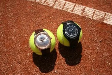 Eterna Watches auch 2014 Partner des Crédit Agricole Suisse Open in Gstaad