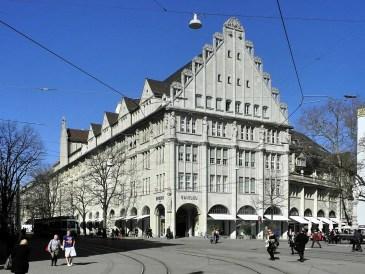 Swatch Group erwirbt Prestigegebäude in Zürich